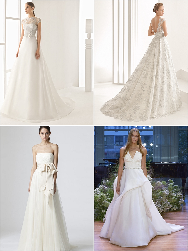 wedding dress styles guide