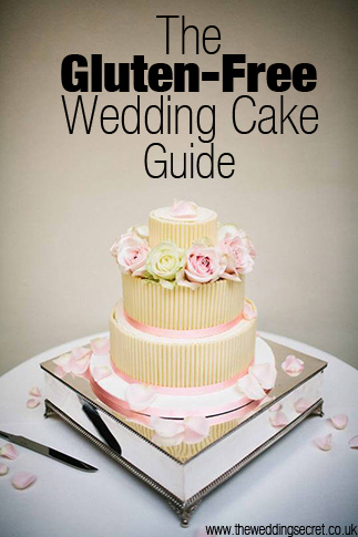 the gluten free wedding cake guide the wedding secret magazine