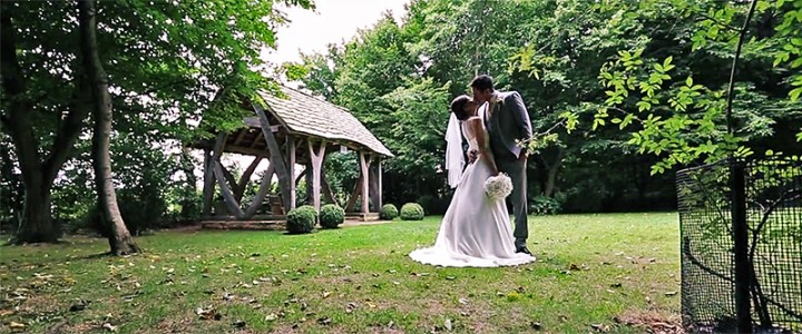 Michelle and Lee's Wedding at Cripps Barn – Video