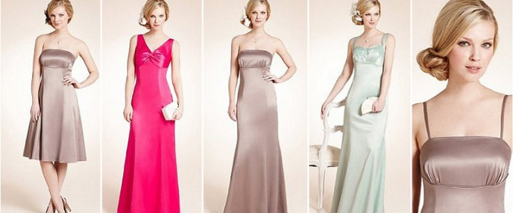 Not just bridesmaids' dresses : M&S Bridesmaids 2012