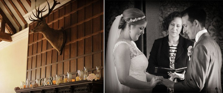 A Real Wedding in Layer Marney Tower in Essex