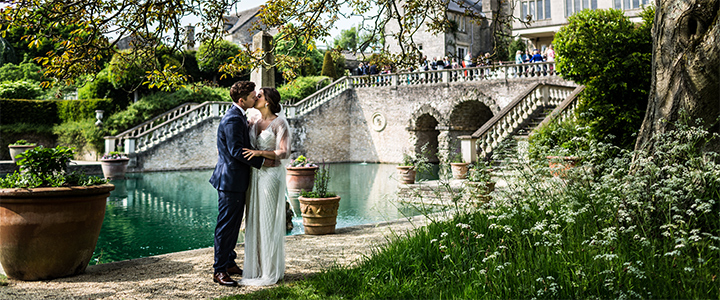 Weddings at Valentina's Lost Orangery