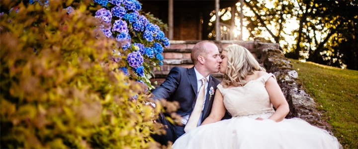 Justine and Lee's Childhood Themed Wedding at Weston Hall in Stafford
