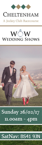 WOW Weddings Cheltenham Racecourse 26th Feb 17