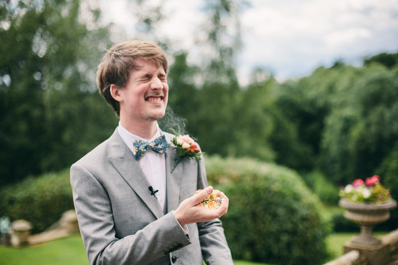 Albert Palmer Photography Home Bristol Wedding
