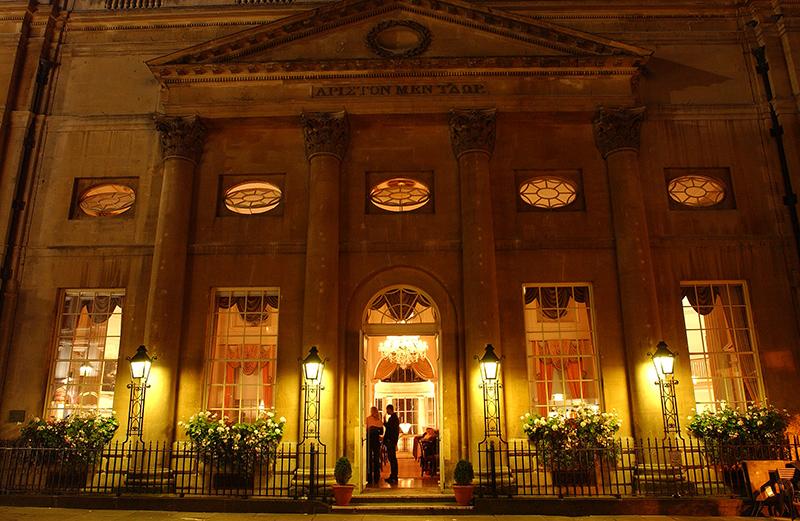 Roman Baths And Pump Rooms Weddings