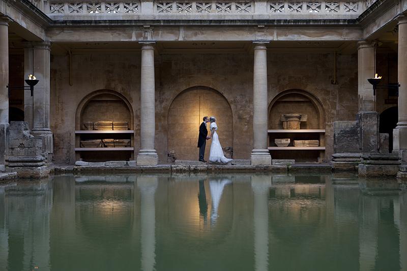 roman baths and pump rooms