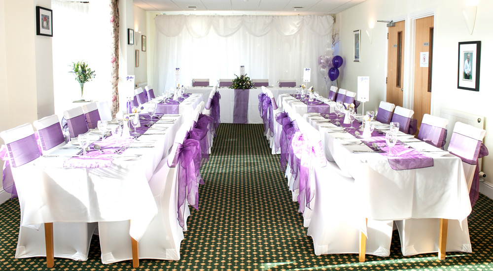 Bridport and West Dorset Golf Club | West Bay Wedding Venues