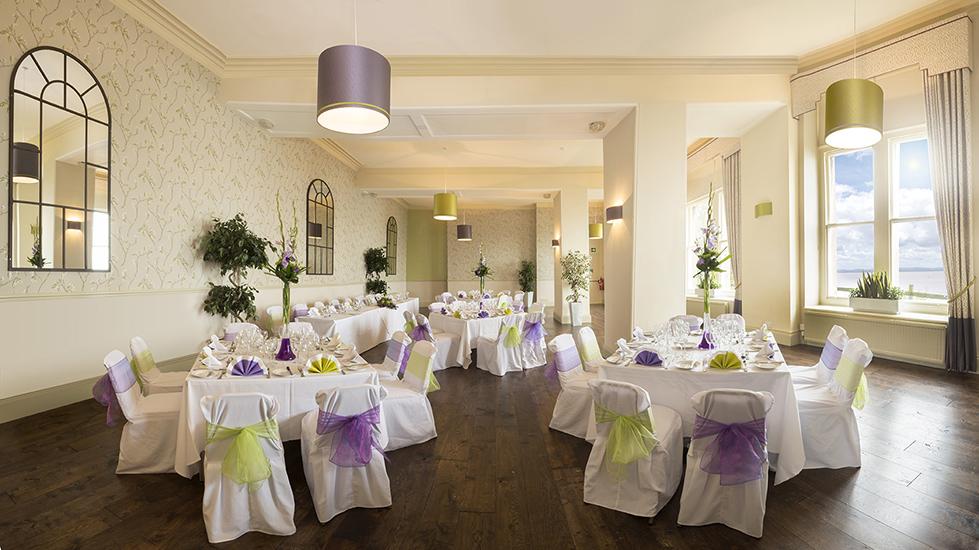 Walton Park Hotel Clevedon Wedding Venue