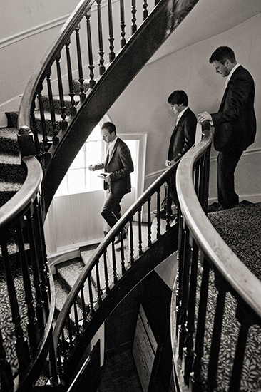 Wedding Photographer Allister Freeman