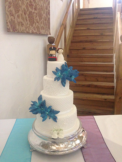 wedding cake makers in taunton somerset cakes by shellyanne wedding cakes in yeovil taunton and 23172
