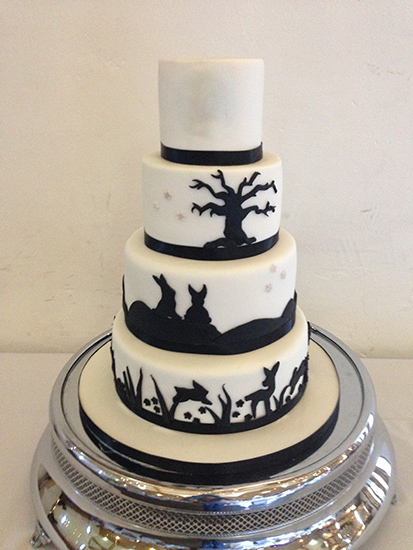 Cake Decorations Taunton : Cakes By Shellyanne Wedding Cakes in Yeovil, Taunton and Somerset