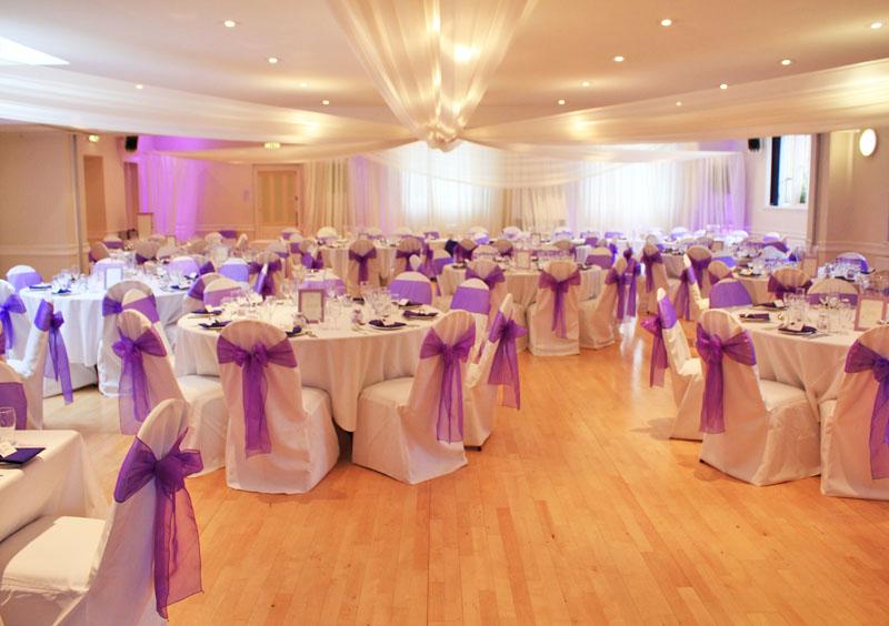 Diy wedding venue bath all saints centre for Wedding reception bathroom ideas