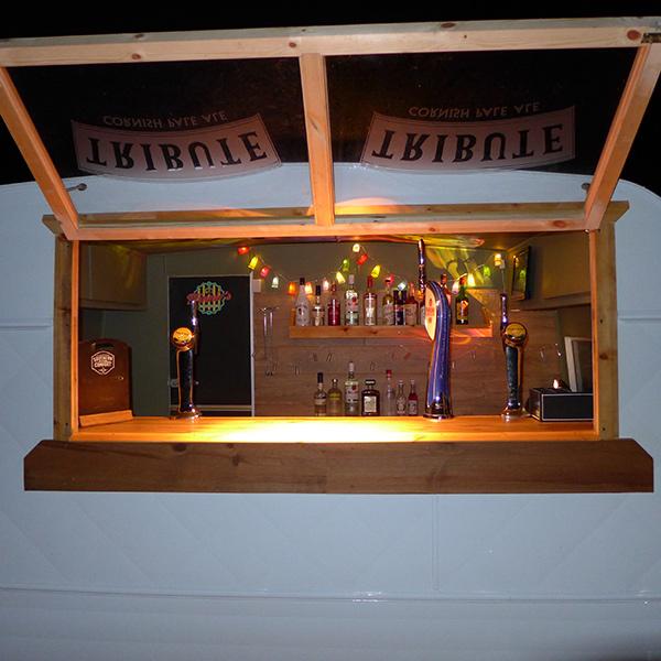 Altar Ego Wedding: Mobile Wedding Bar Bristol