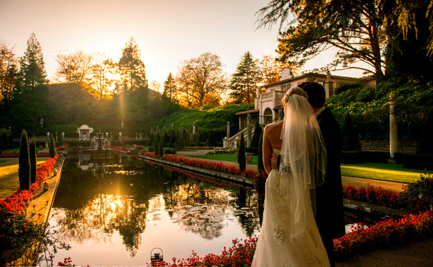 The Italian Villa Gallery Multi Award Winning Wedding: Bournemouth Venue