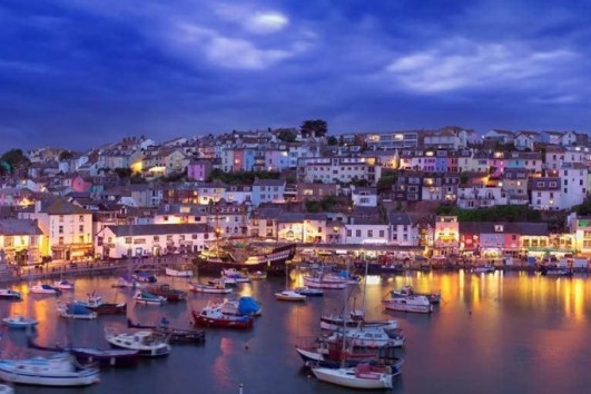 The Pilgrim Of Brixham Alternative Boat Wedding Venue Devon