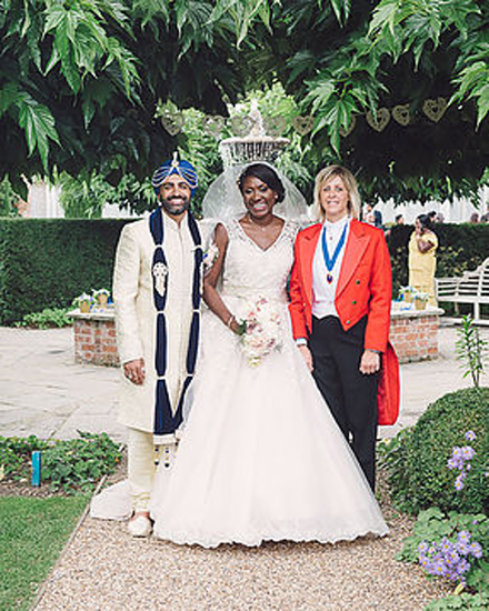 Wedding Toastmaster From
