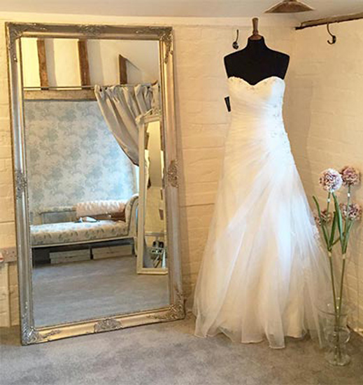 Pre-owned Wedding Dress Boutique