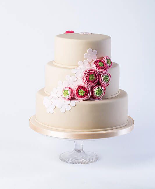 Wedding Cake Bakers Cotswolds