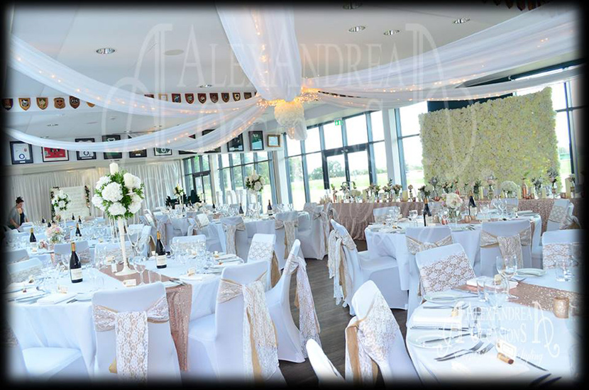 Alexandrea Occasions - wedding venue decoration and styling based in ...