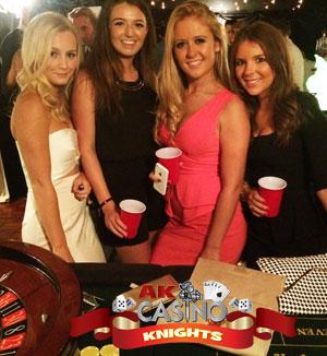 Wedding casino hire kent
