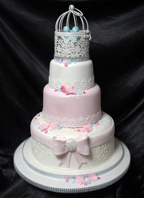 Cake Decorating Course Weston Super Mare : The Icing Centre - Wedding Cakes in Somerset