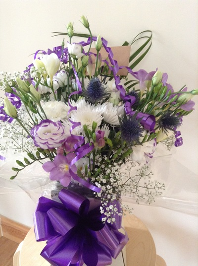 Jessabel Flowers Wedding Flowers In Gloucestershire