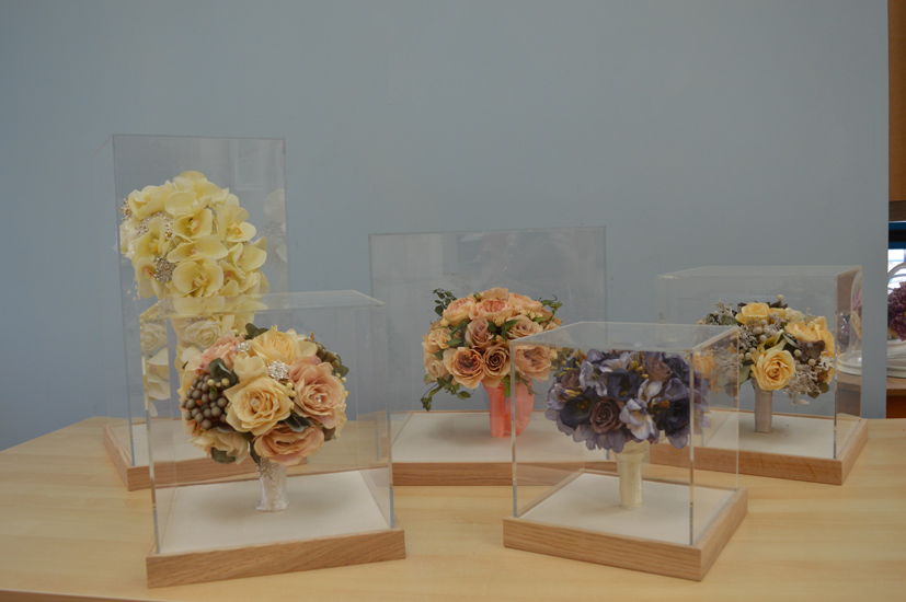 Wedding Bouquet Preservation Company : Precious petals wedding flower preservation and framing