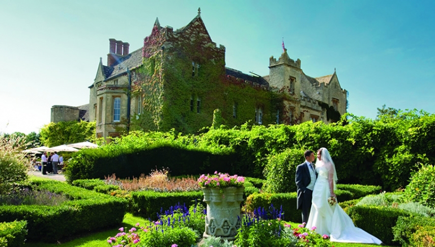 The Manor Country House Hotel Wedding Venue In Oxford