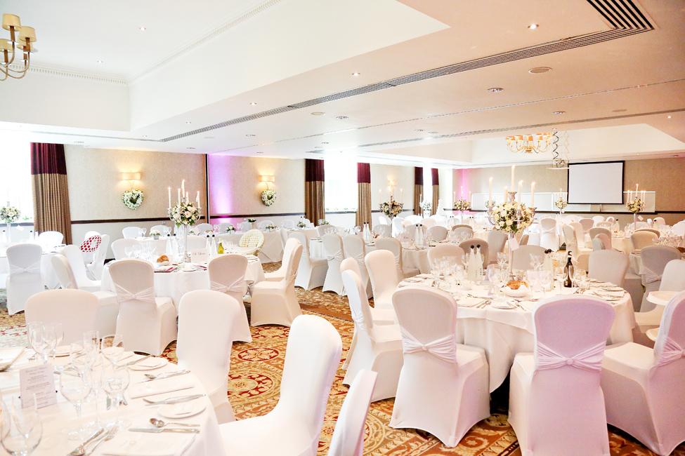 Macdonald Berystede Hotel And Spa Weddings