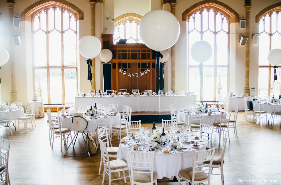 Bedford School Wedding Venue In Bedfordshire
