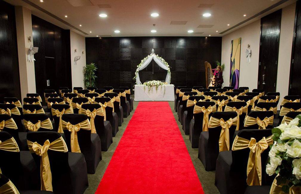 Park Plaza Cardiff Wedding Venue In Cardiff