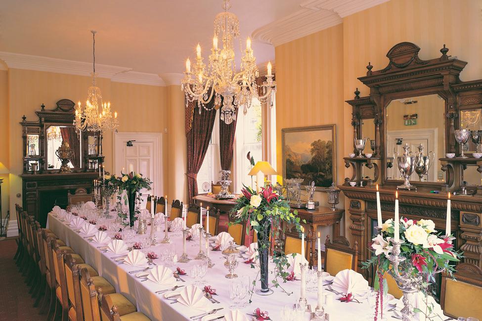 Mansion House Cardiff