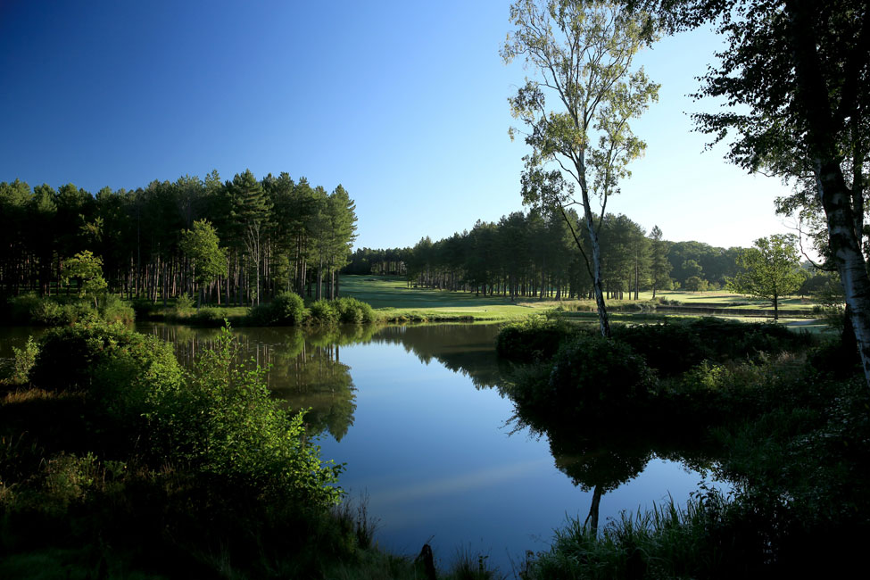 Bearwood Lakes All Inclusive Golf Course Venue Berkshire