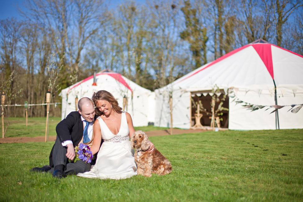 Hooe S Yurts Weddings