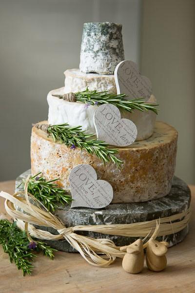 Wedding Cheese Cake Somerset