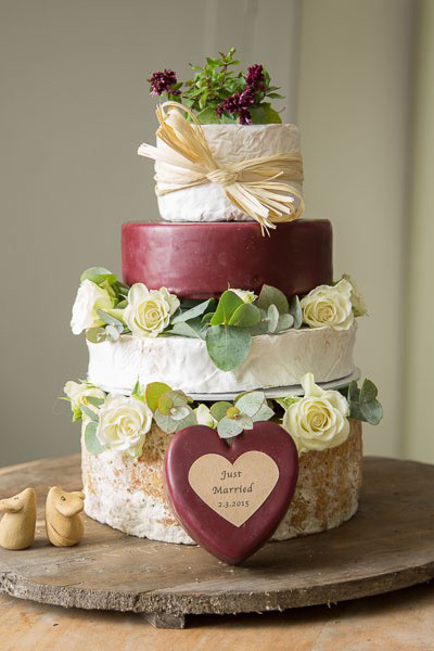 wedding cake cheese stack west country cheese 22185