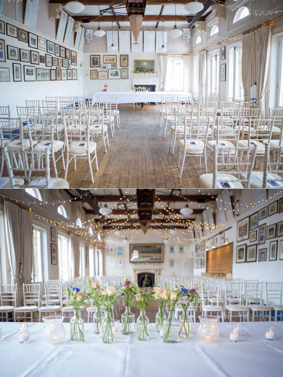 The London Rowing Club All Inclusive Wedding Venue London