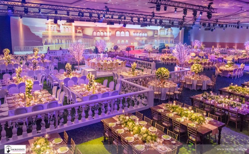 Intercontinental London The O2 Weddings All Inclusive Wedding