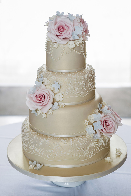 The Pretty Cake Company Weddings - Wedding Cakes Oxfordshire