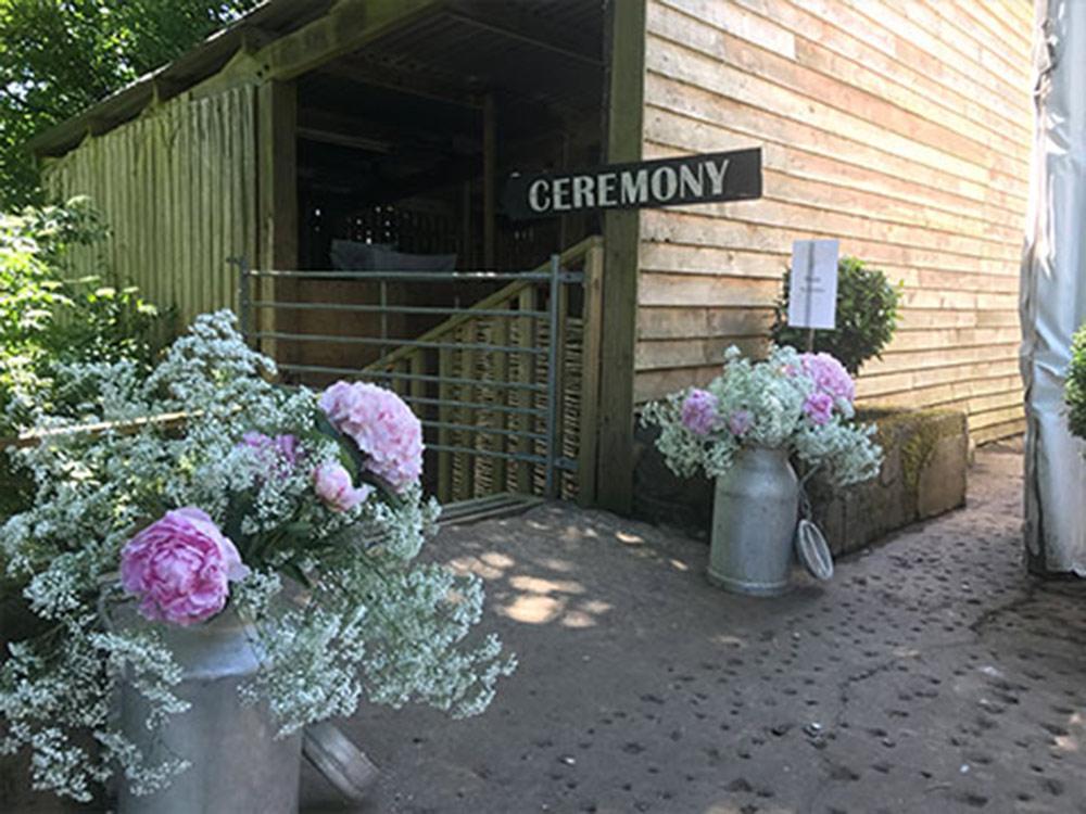 The Barn at Barons Hill Farm Weddings - Wedding Venue, Devon