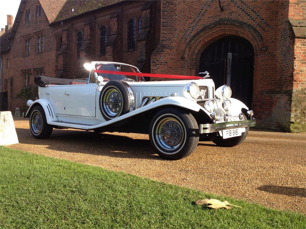 Hertfordshire Classic Car Hire