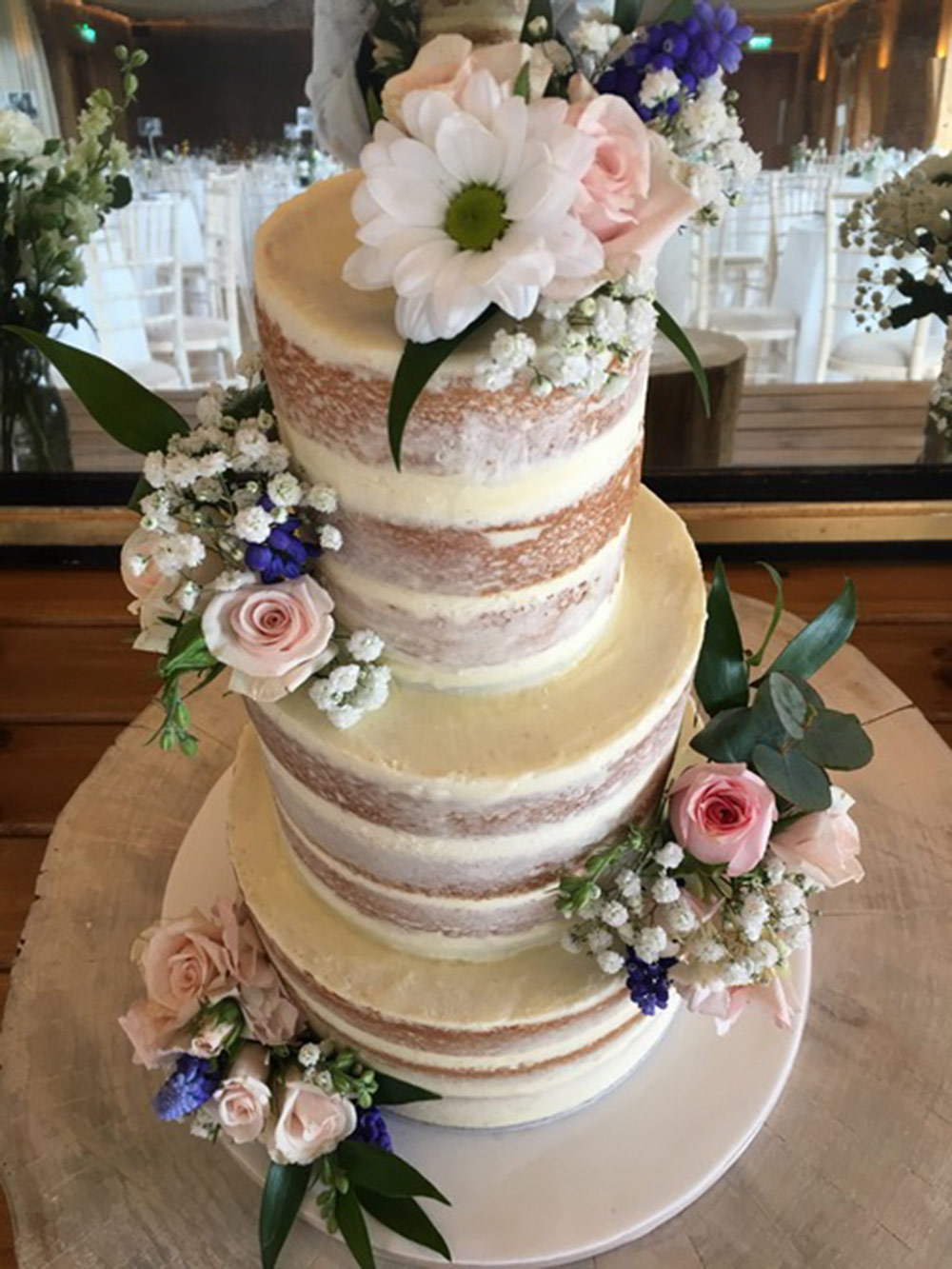 The Vanilla Pod Bakery Wedding Cakes Cheltenham