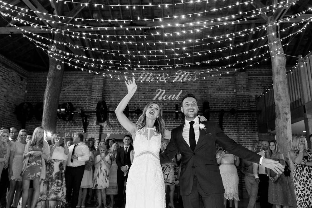 Outdoor Wedding Venue In Epping Essex