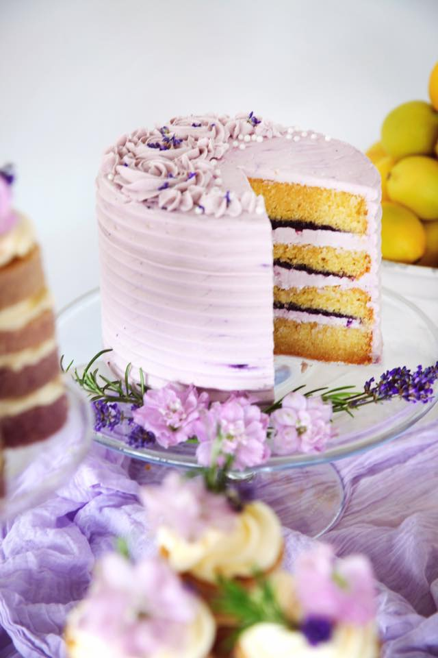 Tamerton Foliot Wedding Cake