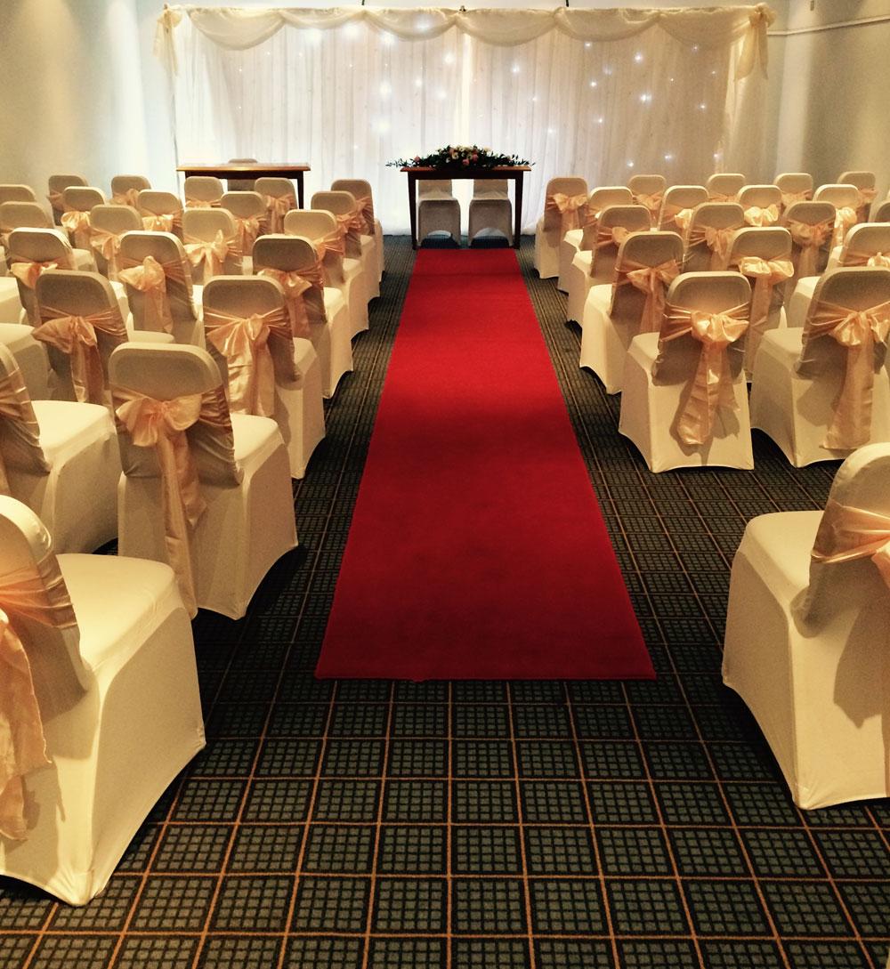Holiday Inn Rugby Weddings