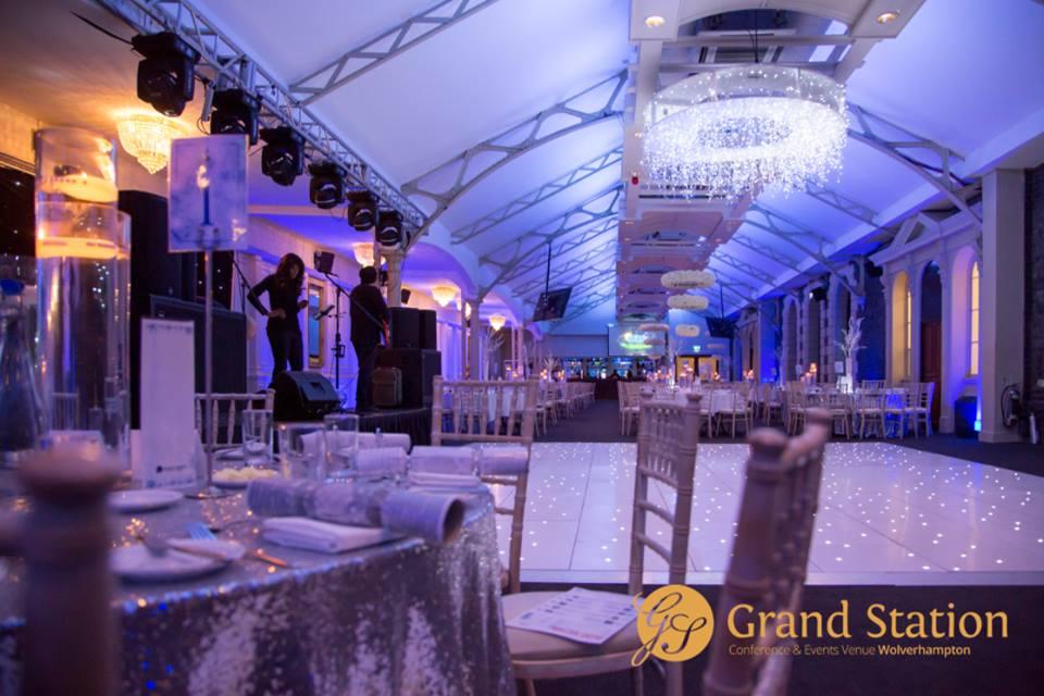 Grand Station West Midlands Venue