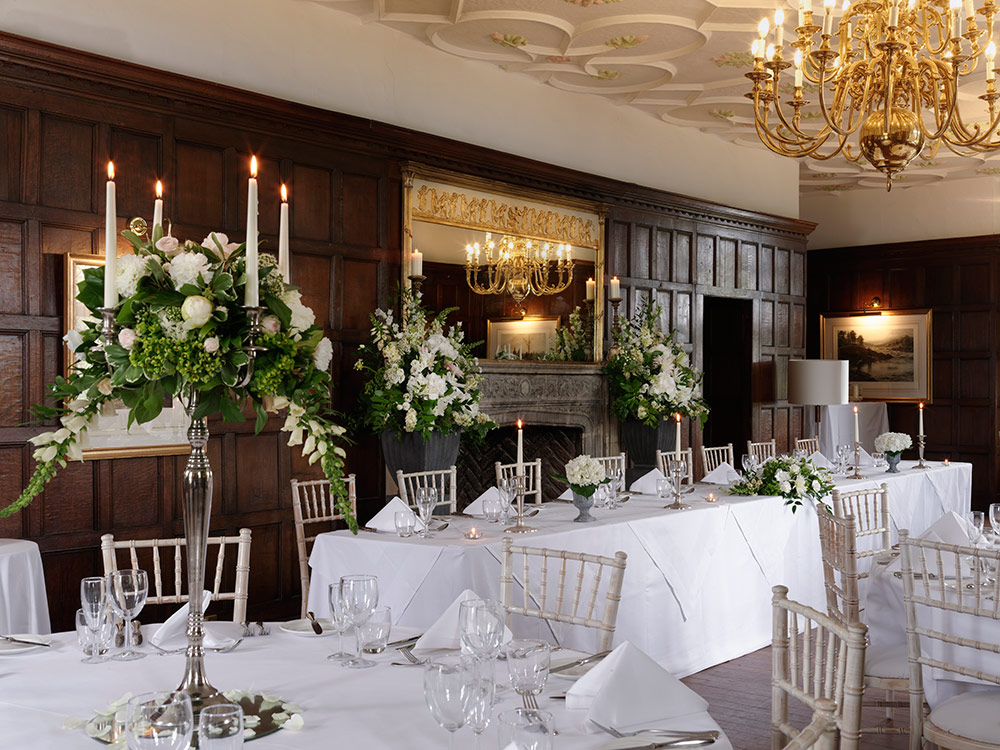 Eastwell Manor Wedding Venue Kent
