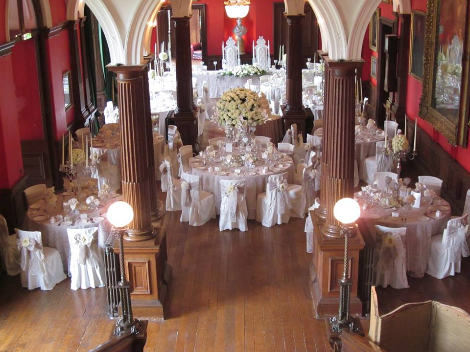 Sandon Hall Weddings Wedding Venue Staffordshire