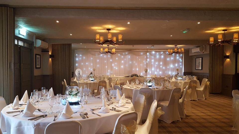 The Riverside Hotel Branston Wedding Venues Staffordshire